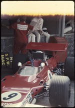 John Miles, Gold Leaf Team Lotus, 1969 Gran Premio de Mexico